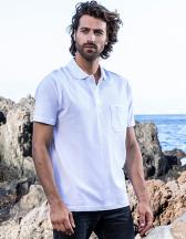 Men´s Heavy Polo Pocket